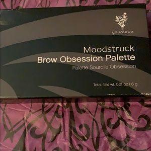 New brunette mood struck Brow obsession Palette